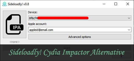 Sideloadly! Cydia Impactor Alternative